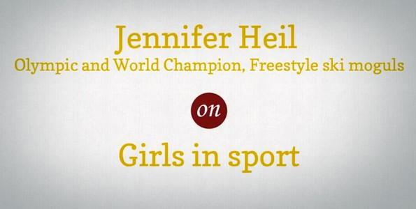 Jenn Heil on Positive Sports Environments