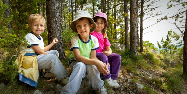 Get hiking with your kids, even in Canada's urban centres