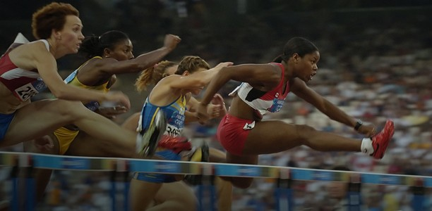 Perdita Felicien: Olympic Track and Field, 100m Hurdles