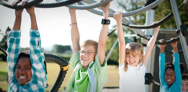 Letting The Kids Enjoy Outdoor Play Active For Life