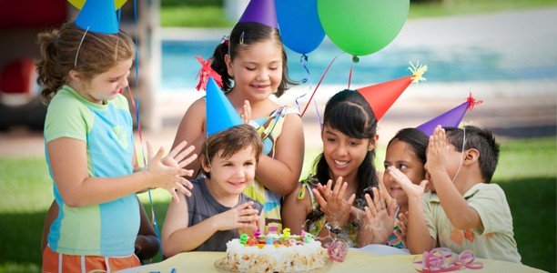 How to host an active kids birthday party