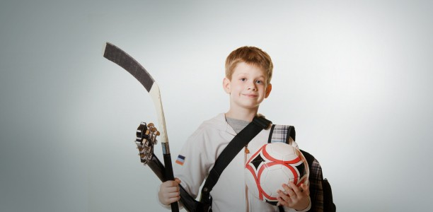 Should my 7-year-old focus only on playing squash?