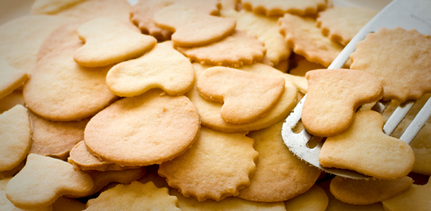 ... on traditional shortbread become your family's favourite as well