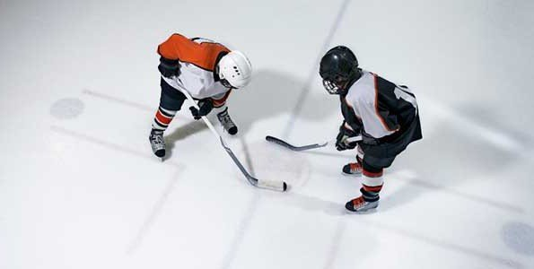 Six-year-old invited for select hockey