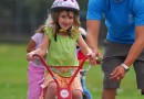 Kids learn to ride bikes at Pedalheads