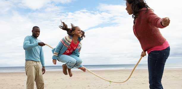 children skipping exercise - photo #42