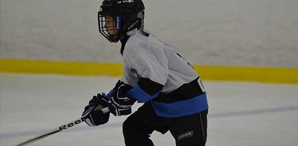I bowed to pressure and promise and let my son play spring hockey