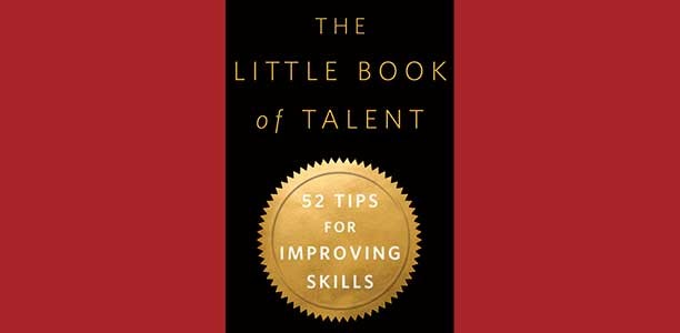 'Little Book of Talent' filled with helpful, bite-sized tips