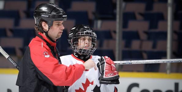 Le nouveau hockey: Plus de joueurs, plus d'habiletés