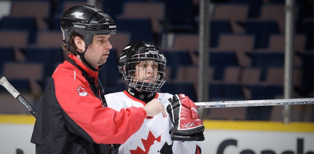 Improving kids' hockey: More players, better skills