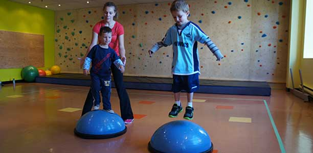 Fitfix Junior is providing personal training for kids