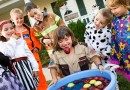 How your kids can have an active and healthy Halloween
