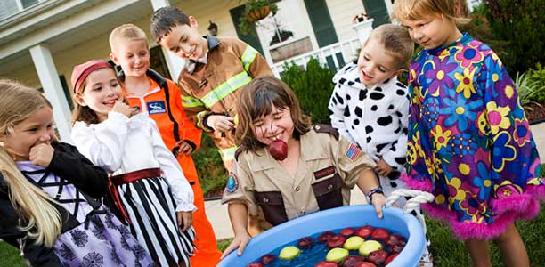 Staying active and healthy during Halloween