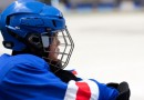 First steps to becoming a hockey player