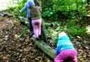 Easy to find play activities in the outdoors