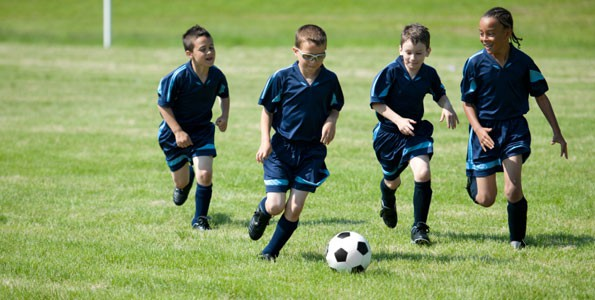 Kids' soccer: Allow mistakes and forget about winning