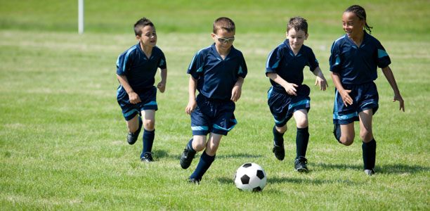 Modified Soccer Games For Kids