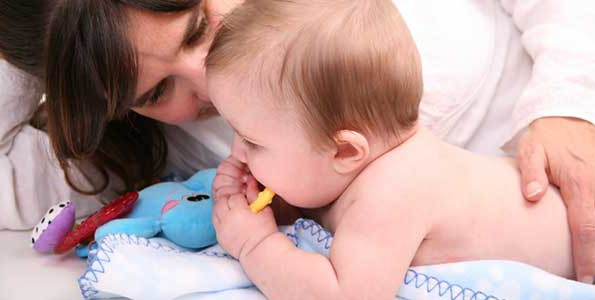 7 steps to get your infant ready for tummy time