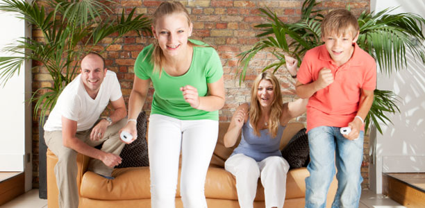 Study: Active video games can't replace real activity - Active For ...