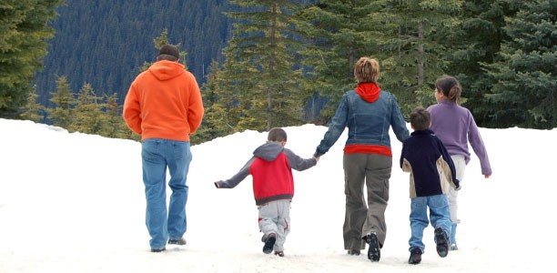 Turn your Family Day into a family activity day