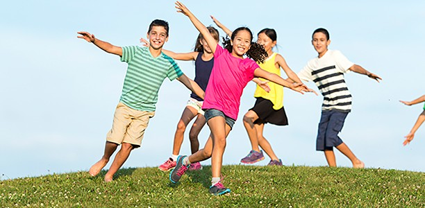 Use our Skills Builder tool to help your child develop physical literacy