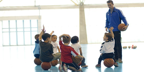 Richmond Oval promotes physical literacy