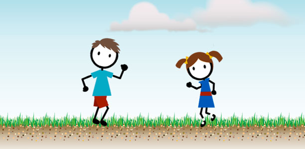 KidActive is a new mobile app with activities for kids and parents on the go