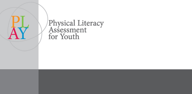 Physical Literacy Assessment for Youth logo