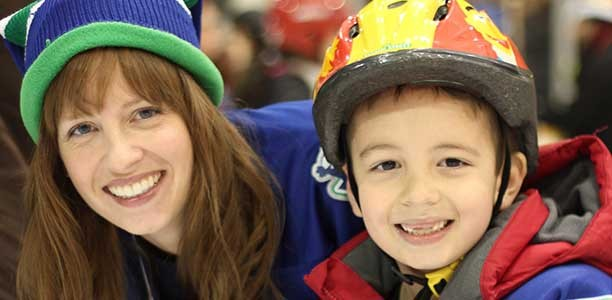Kids get physically active with unique programs from Canucks Autism Network