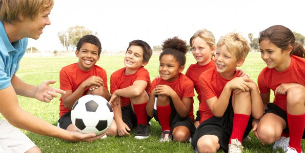 When is my child old enough for organized sports?
