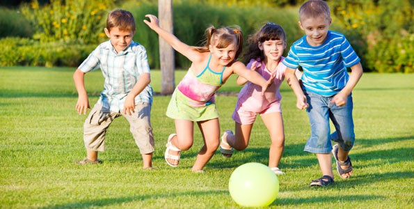 Physical activity can help kids build life skills