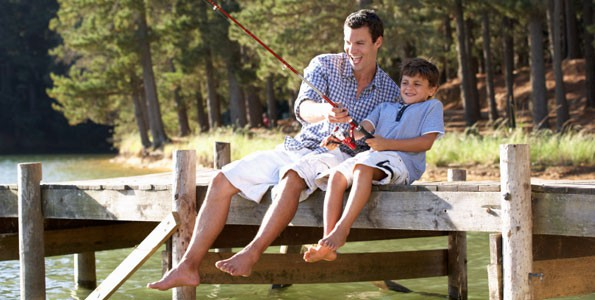 7 ways dads influence their active kids