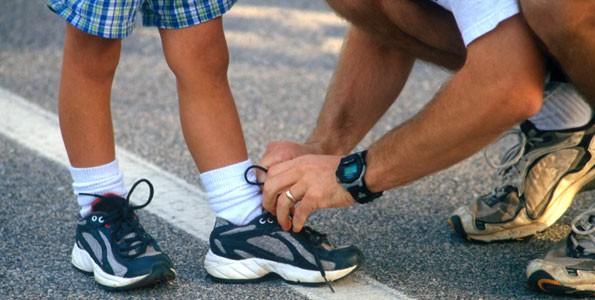 Courir : comment encourager vos enfants