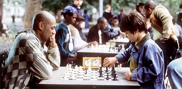 Searching for Bobby Fischer a perfect family movie