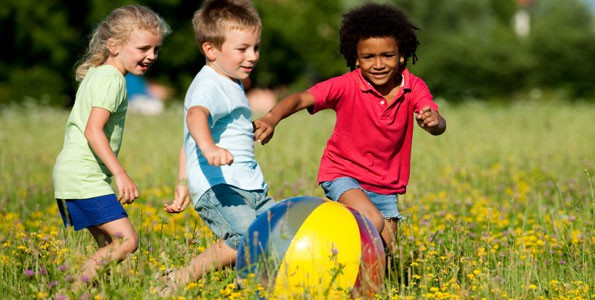 4 ways to keep your kid active this summer