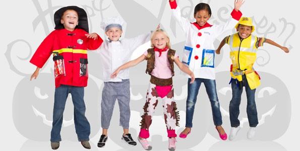 5 amazingly active Halloween costume ideas