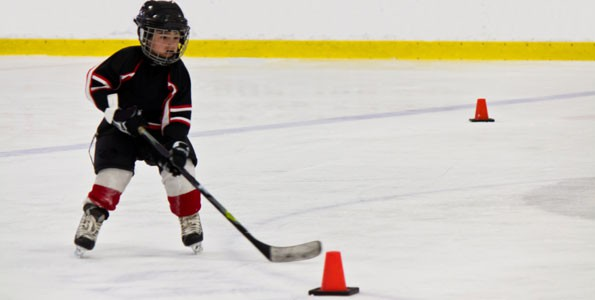 My role as a minor hockey coach: developing athletic players
