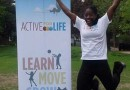 Olympian Shelley-Ann Brown helps kids focus on fun, not results
