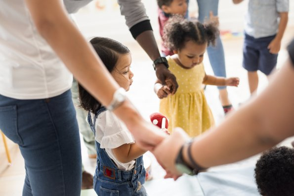 Five ways to help kids enjoy movement from an early age