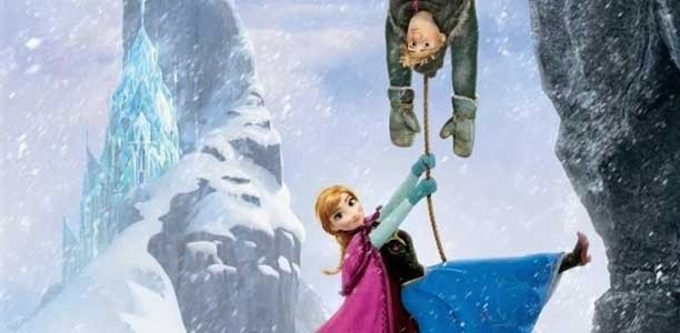 7 ways 'Frozen' can inspire kids to move