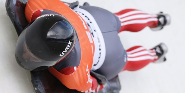 Ballet and dance helped Sarah Reid become a better skeleton racer