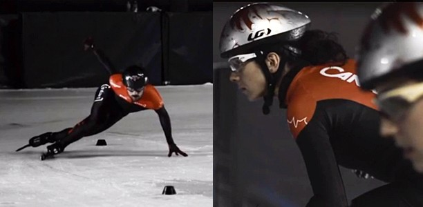 AfL Mini-Games: How your kids can speed skate at home