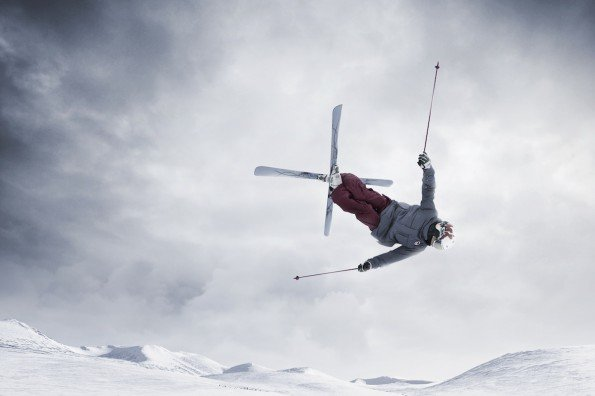 Experience Olympic mogul skiing with your kids