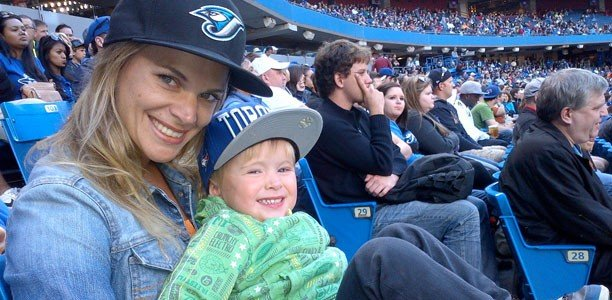 Jennifer Hedger's young son continues his physical literacy journey