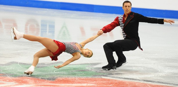 Experience Olympic figure skating with your kids