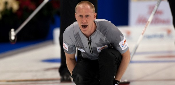 Canadian curler Brad Jacobs played every sport as a kid