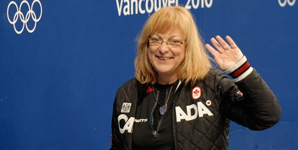 Coach of Canada's women's curlers leads by example