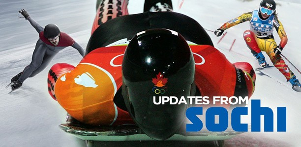 Updates from Sochi, just for kids