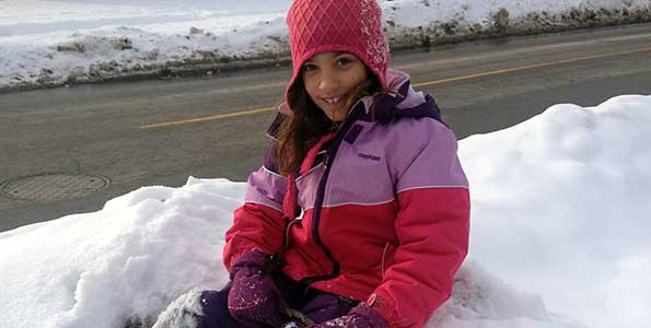 7 ways to get your kids to walk to school smiling, even in winter