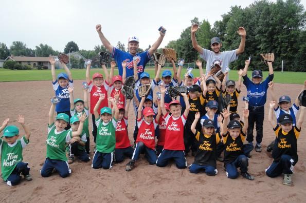 Marc Griffin : les parents sont des intervenants clés dans le développement du baseball